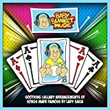 Baby Blanket Music Soothing Lullaby Music CD, Lady Gaga