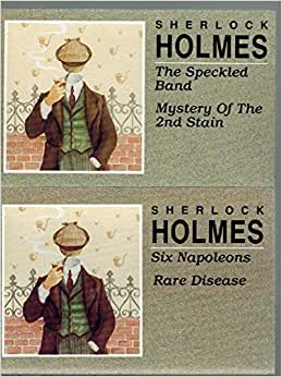 Sherlock Holmes - Comparing the Movie and the Book