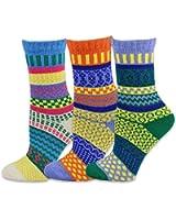 Fun Crew Jacquard Socks for Women (Mother's day Gift Socks)