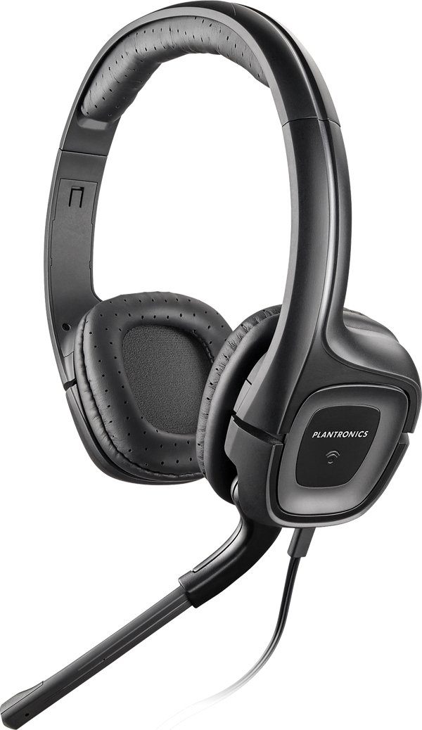 Casque & Micro PLANTRONICS AUDIO355 NOIR
