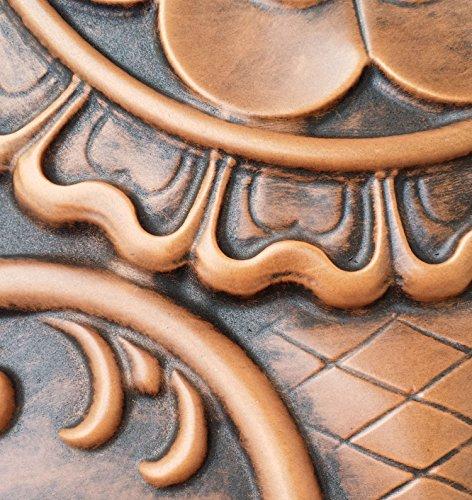 PL08imitation peinture antique plafond Panneaux muraux décoration carrelage 3D pour estamper Café Pub Shop Art 10pieces/Lot) Livraison gratuite