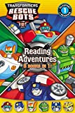img - for Transformers Rescue Bots: Reading Adventures: Passport to Reading Level 1 book / textbook / text book