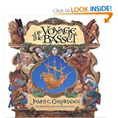 Voyage of the Basset by James C. Christensen,&#32;Alan Dean Foster and Renwick St. James