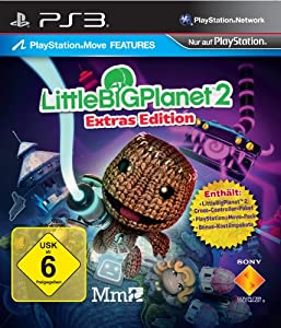 Little Big Planet 2 - Extras Edition - [PlayStation 3]