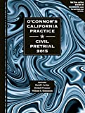 img - for O'Connor's California Practice * Civil Pretrial 2015 book / textbook / text book