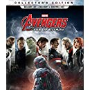 Marvel's Avengers: Age of Ultron (3D + Blu-ray Combo)