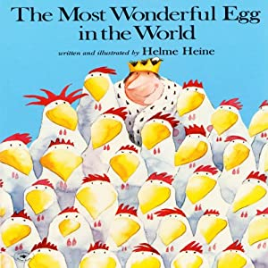 The Most Wonderful Egg in the World Audiobook