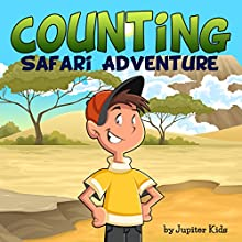 Counting Safari Adventure (       UNABRIDGED) by Jupiter Kids Narrated by Christy Williamson