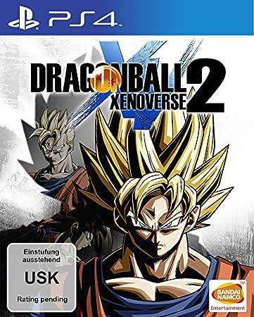 Dragon Ball Xenoverse 2 - Deluxe Edition - [PS4]