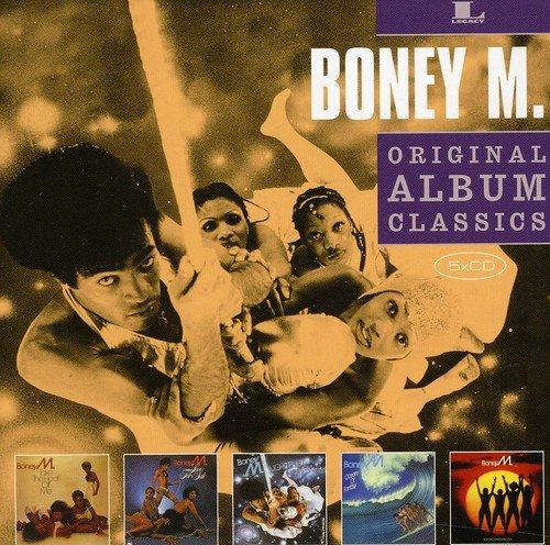 Boney M Cd Covers