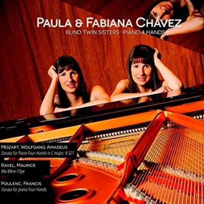 Sonata for Piano Four-Hands, FP 8: II. Rustique