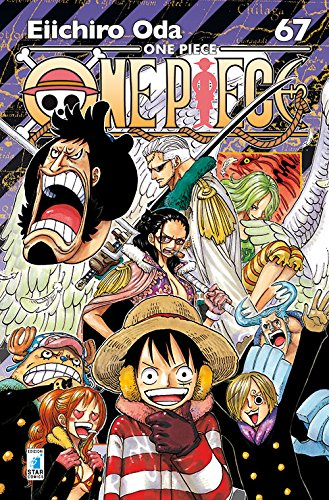 One piece. New edition: 67