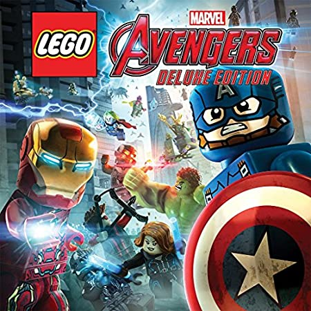 Lego Marvel's Avengers Deluxe Edition - PS3 [Digital Code]