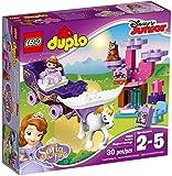 """レゴ (LEGO) デュプロ ちいさなプリンセス ソフィア""""まほうの馬車"""