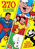 Cover art for  270 Classic Cartoons