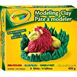 Crayola Modeling Clay, 4 colours