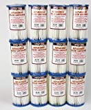 NEW! 12 Pk INTEX Pool Easy Set Filter Cartridge Type A