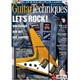 Guitar Techniques ~ Future Publishing Ltd