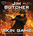 Skin Game: A Novel of the Dresden Files, Book 15 Audiobook by Jim Butcher Narrated by James Marsters