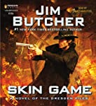Skin Game: A Novel of the Dresden Files, Book 15 (       UNABRIDGED) by Jim Butcher Narrated by James Marsters
