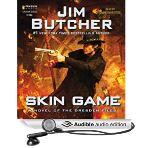 Book 15 - Skin Game - Jim Butcher