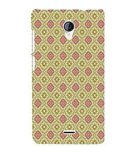 EPICCASE lovely diagram Mobile Back Case Cover For Micromax Unite 2 A106 (Designer Case)