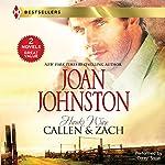 Hawk's Way: Callen & Zach: The Headstrong Bride/The Disobedient Bride | Joan Johnston