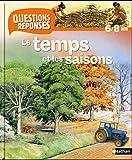 echange, troc Brenda Walpole, Céline Lamartinie - Le temps et les saisons
