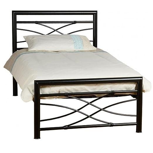 Kelly 91,44 cm cama baja en pie