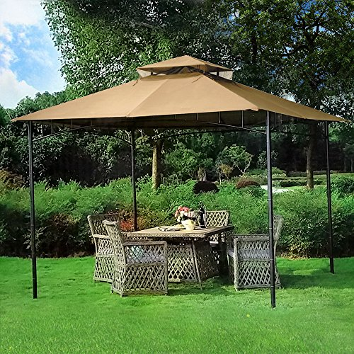 Backyard Canopy Gazebo : Details Of 10 x 10 Grove Patio Canopy Gazebo