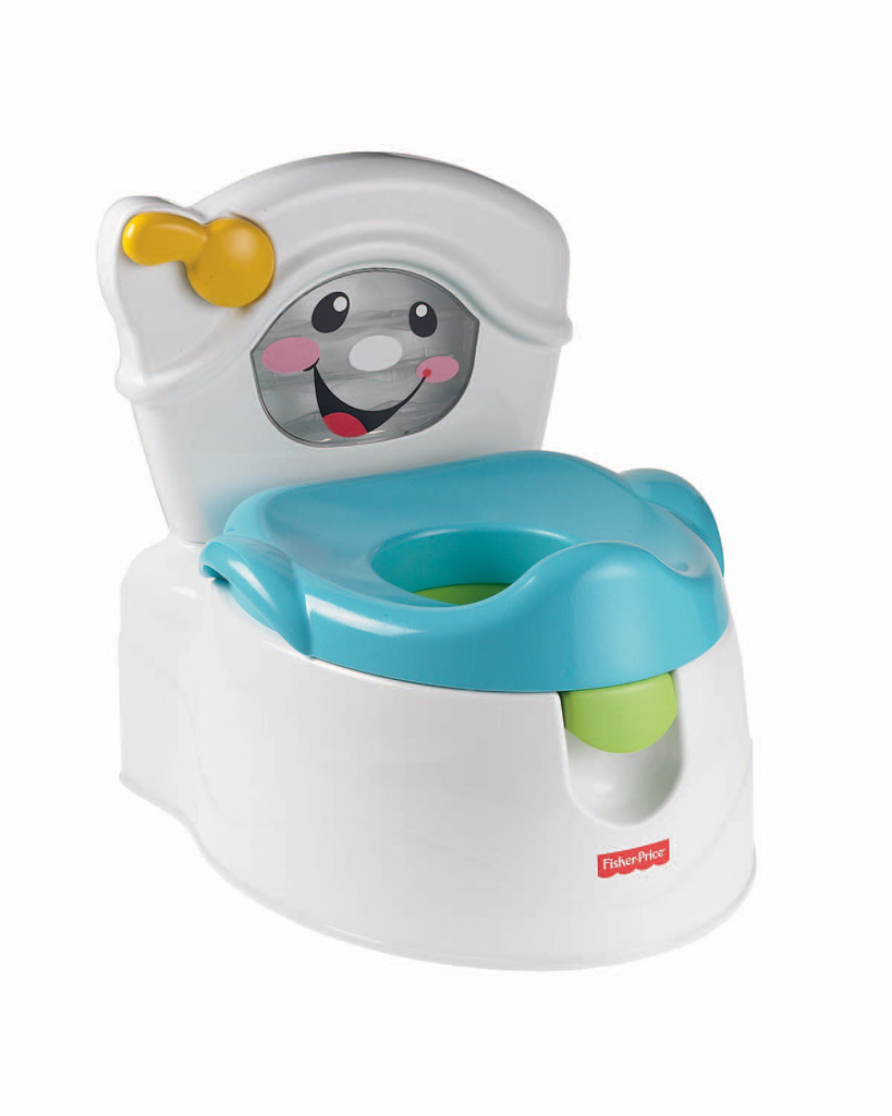 Fisher Price Musical Learn To Flush Unisex Potty Training