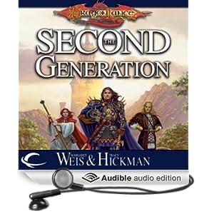 The Second Generation [Unabridged] [Audible Audio Edition]