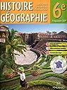 Histoire géographie 6 ème programmes 2009 + CD rom