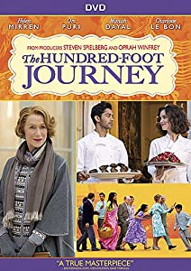 Hundred-Foot Journey from Walt Disney Studios Home Entertainment