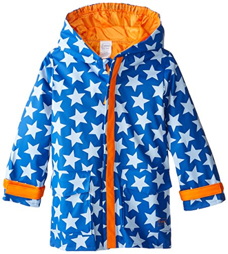 i play. Baby Boys' Midweight Raincoat Blue Starts L Xl, Blue, Large/Extra Large