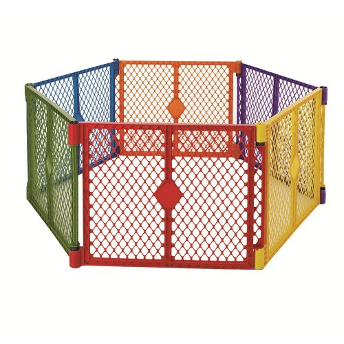 North States Play Yard front-636364