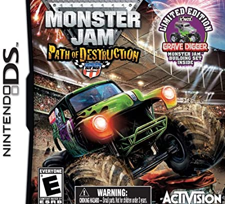 Monster Jam 3 with Kinex Bundle