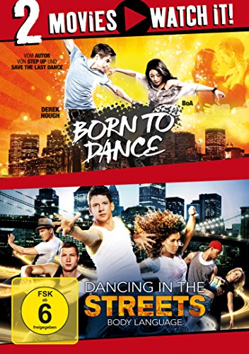 Born to Dance / Dancing in the Streets [2 DVDs] hier kaufen