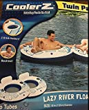 Search : Lazy River Float Tubes Twin Pack by CoolerZ