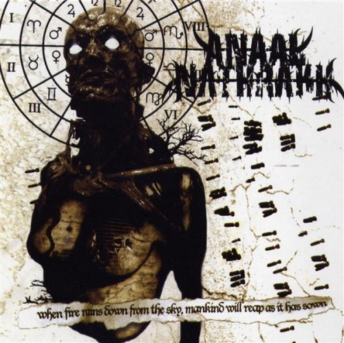 When Fire Rains Down From The Sky... [Us Import] by Anaal Nathrakh