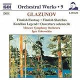 Orchesterwerke Vol. 9