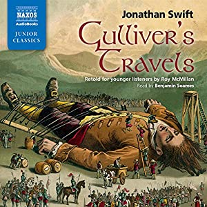Gulliver's Travels: Retold for Younger Listeners Audiobook