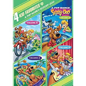 4 Kid Favorites: A Pup Named Scooby-Doo (Volumes 1-4) movie