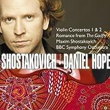 Shostakovich : Violin Concertos Nos 1 & 2