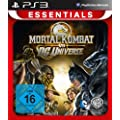 Mortal Kombat vs. DC Universe [Essentials] - [PlayStation 3]