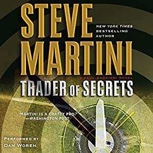 Trader of Secrets Audiobook