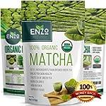 MATCHA Green Tea Powder - Fat Burner...