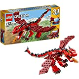 Lego Creator - 31032 - Jeu De Construction - Les Créatures Rouges