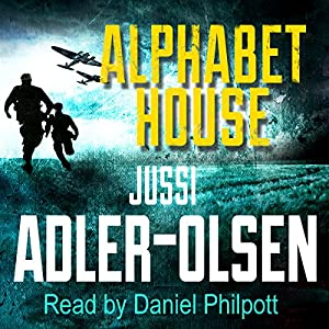 Alphabet House | Livre audio