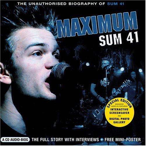 Sum 41 - Maximum Sum 41 - Zortam Music